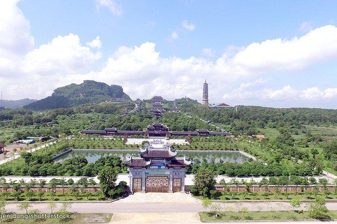 Luxury Bai Dinh Pagoda - Trang An - Mua Cave 1 Day - Private Tour