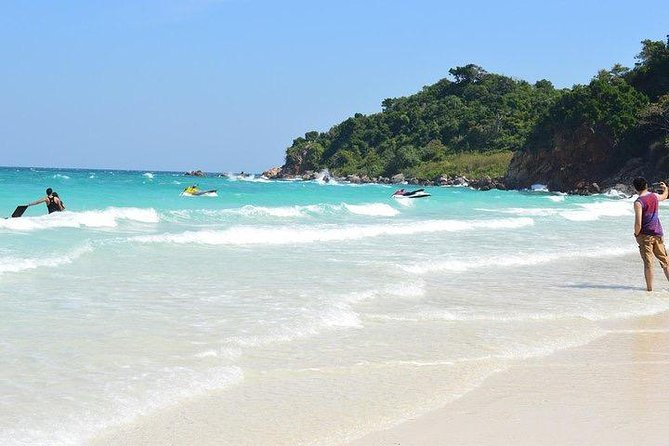 Pattaya Coral Island One Day Tour from Bangkok with Lunch