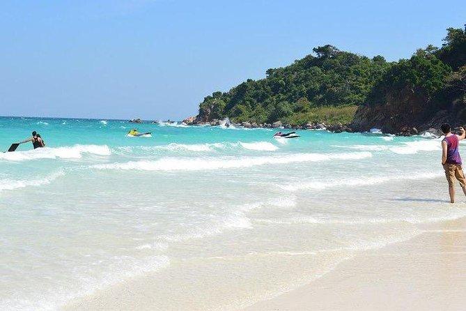 Pattaya Coral Island Tour from Bangkok