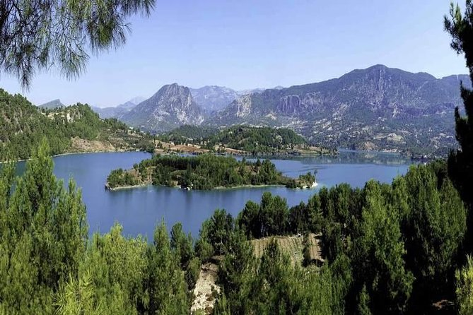 Green Canyon and Bout Tour from Antalya with lunch