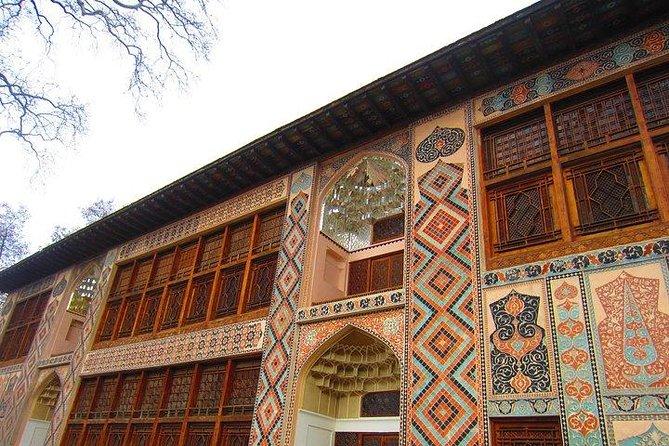 1860 German Roots Winery Tour (Baku-Lahij-Sheki-Ganja)