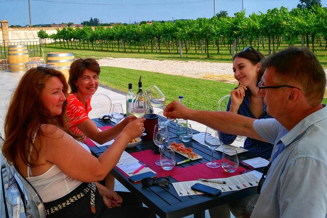 From Venice Wine Tour in the Euganean Hills