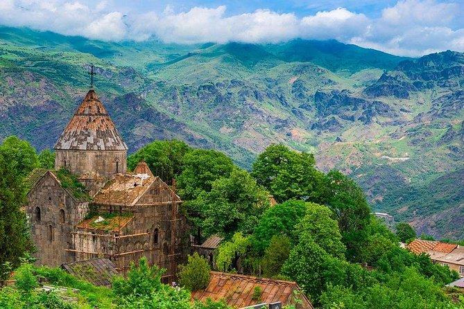 Three days of freedom in Armenia