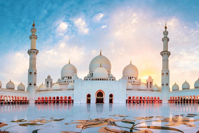 Abu Dhabi Half Day City Tour By Bus