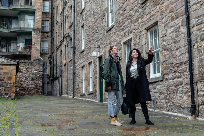 The Life of Robert Louis Stevenson & Edinburgh Private Tour