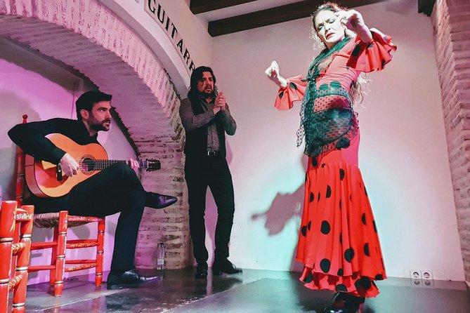 Seville Tapas Tour & Authentic Flamenco Show