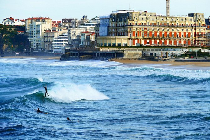 Private Guided Walking Tour of Biarritz