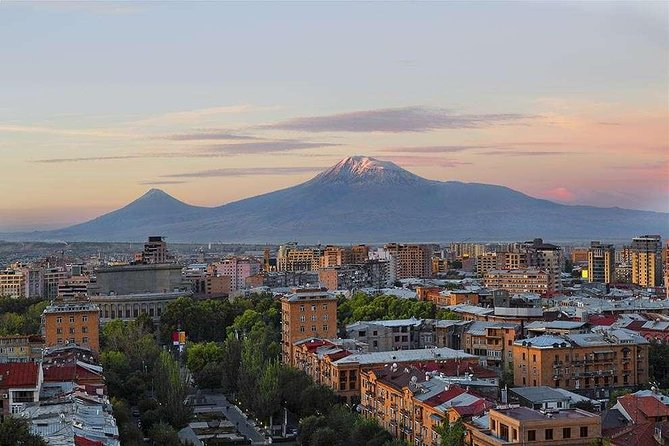 2 countries in 2 days: discover Yerevan and Tbilisi: 2-Day Private Tour