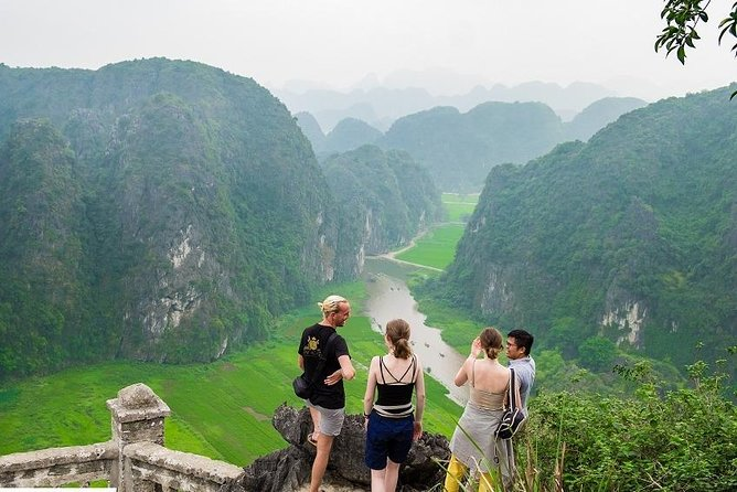 Authentic Ninh Binh Experiences: 2 Day 1 Night Tour, Local Market, Cooking Class