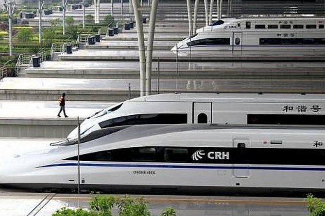 Yangzhou Railway Station Private Departure Transfer from City Area