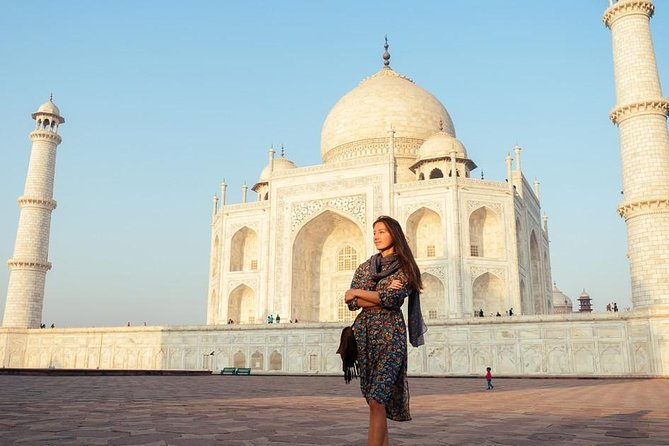 Overnight Agra Tour by Car