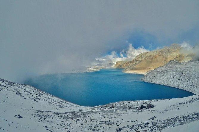 Annapurna Circuit Tilicho Lake Private Guided Trek