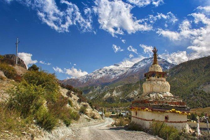 Annapurna 7 Passes Private Guided Trek