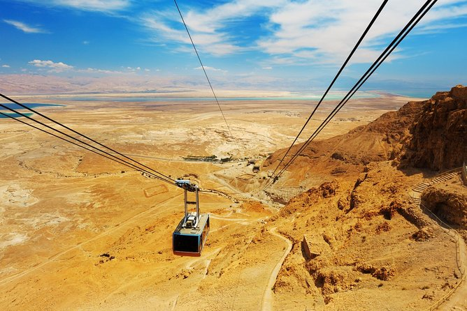 Day Tour to Masada and the Dead Sea from Tel Aviv