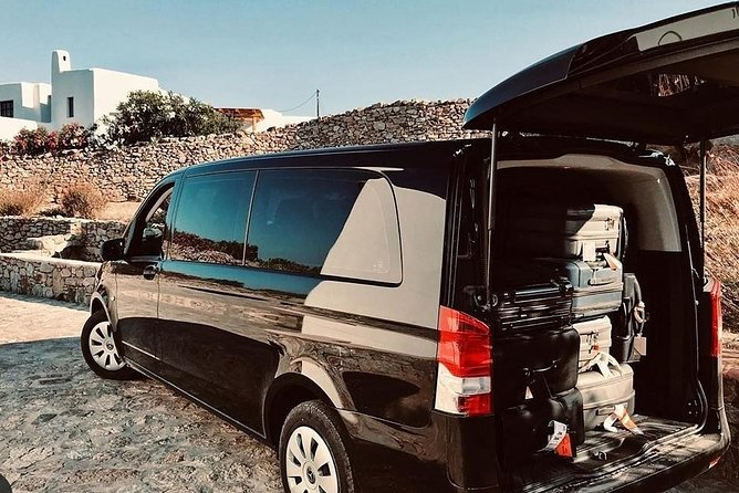 iMove Transfers Services Athens
