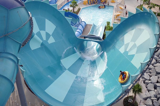 Laguna Water Park with Unlimited Food and Drinks- Must Do in Dubai
