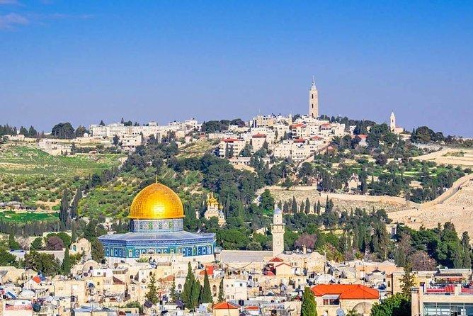 In the Footsteps of Jesus Jerusalem Biblical Trip from Jerusalem