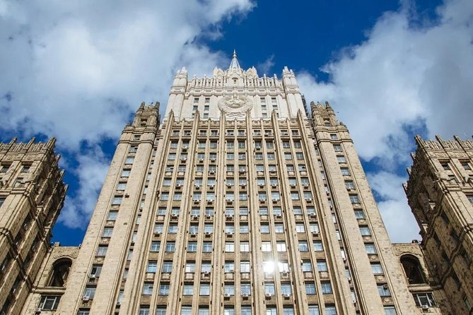 Private Panoramic Tour of the Stalinist architecture of Moscow