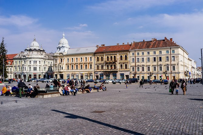 Cluj-Napoca: 2.5-Hour Guided Walking Tour