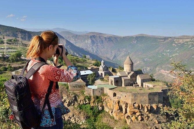 Private Day Trip to Khor-Virap, Noravank & Tatev Monasteries