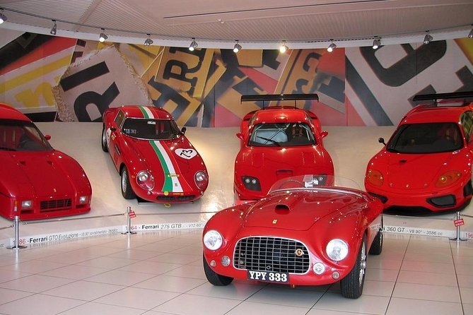 Ferrari Museums Tour from Florence: discover Italy's motoring art excellence