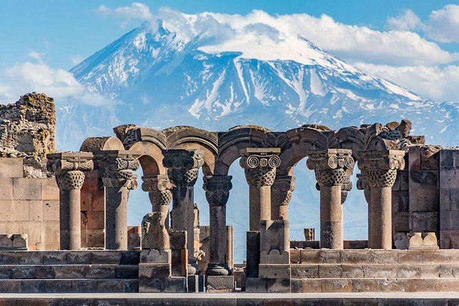 Private tour to Echmiadzin and Zvartnots