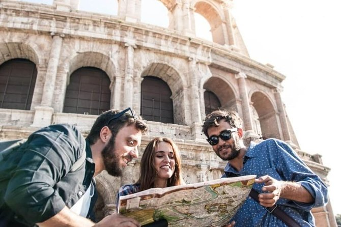 Walking Tour of Ancient Rome with Skip-the-line Tickets