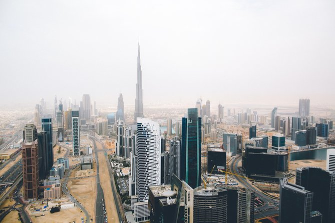 Full-Day Dubai Sightseeing Tour with Lunch from Dubai