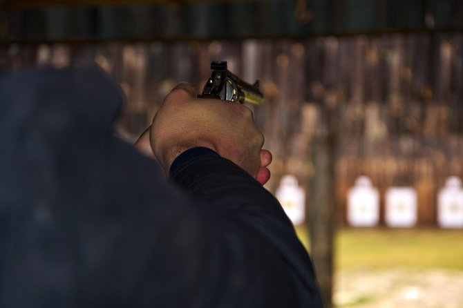 SHOOTING PRO – 84 shots - Cracow Shooting, real guns, live rounds