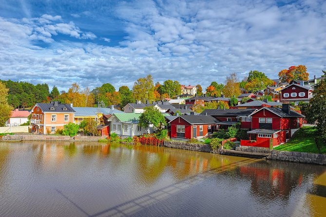 Helsinki and Medieval Porvoo Private Day Tour
