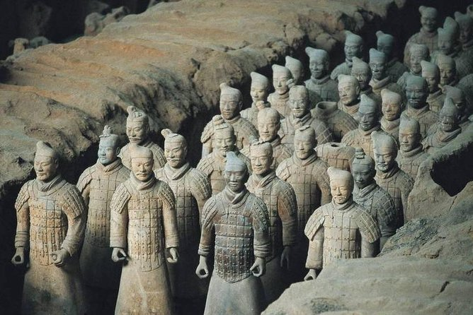 Private Day Trip to Xi'an from Shanghai by air