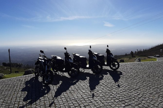 Tours with scooter and motorbike guide in the Algarve