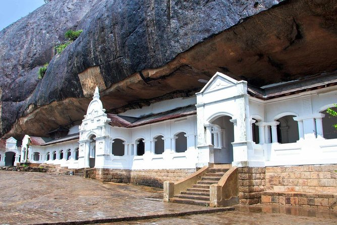 Full-Day Private Tour to Sigiriya and Dambulla from Colombo
