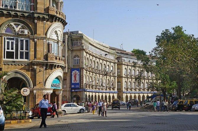 Old Mumbai Guided Walking Tour