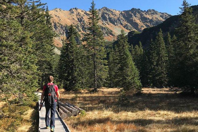 Private Guided hiking tour in Tatra mountain, Slovakia