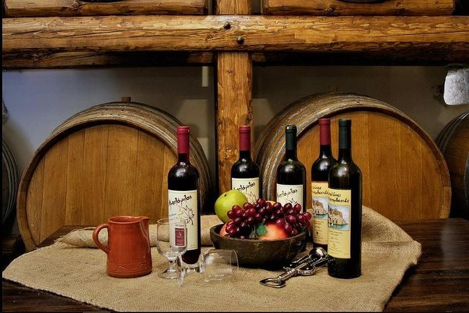 Wine Tasting in Monemvasia Area with meal