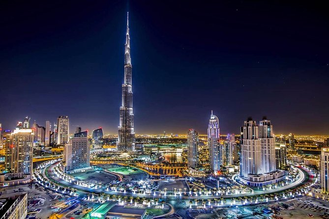Burj Khalifa : At the Top (124th Floor) Non-Prime with Transfer