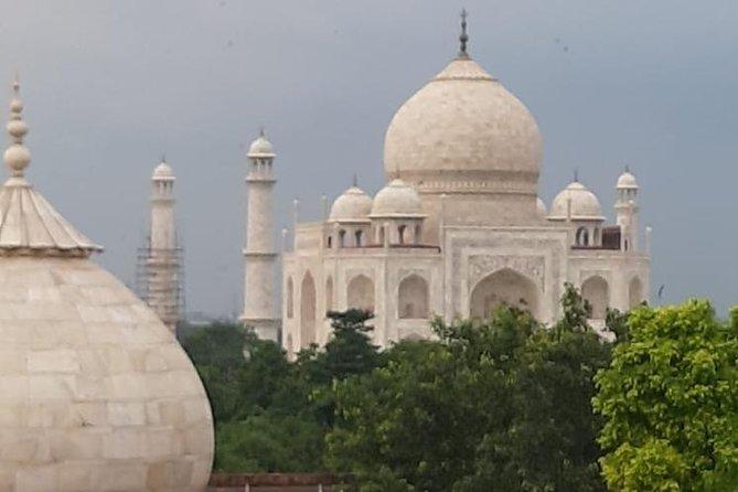 Taj Trip Agra from Delhi