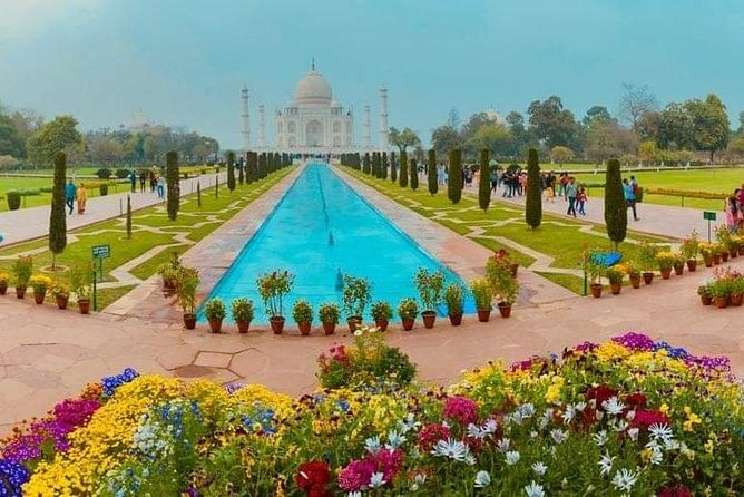 3- day luxury Tour Agra Jaipur from Delhi
