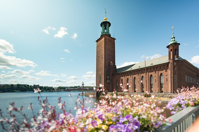 3-hour Stockholm Walking Join-in Shore Excursion