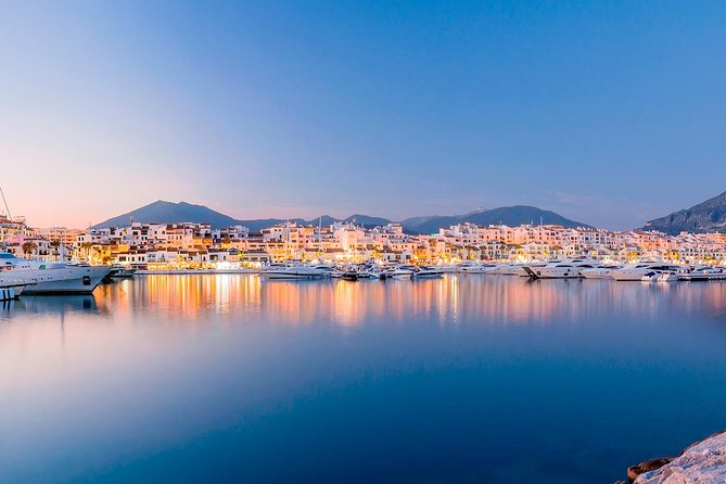 Private Transfer from Malaga airport (AGP) to Mijas