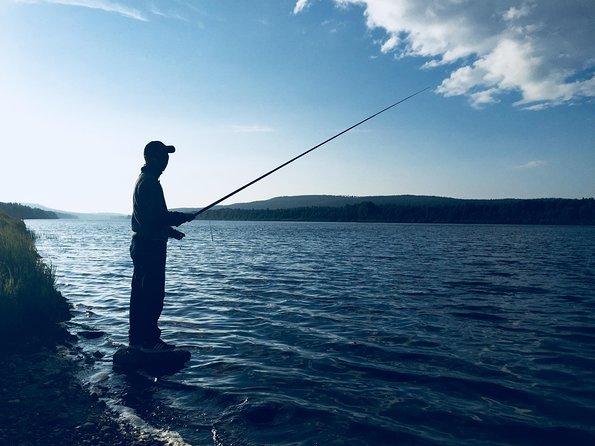 Fishing & Smoked Salmon