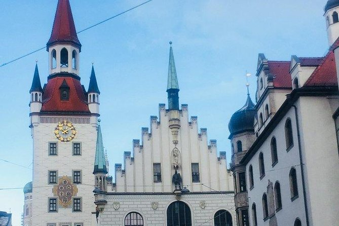 Scenic Transfer from Prague to Munich with 2h stop in Plzen Beer Factory