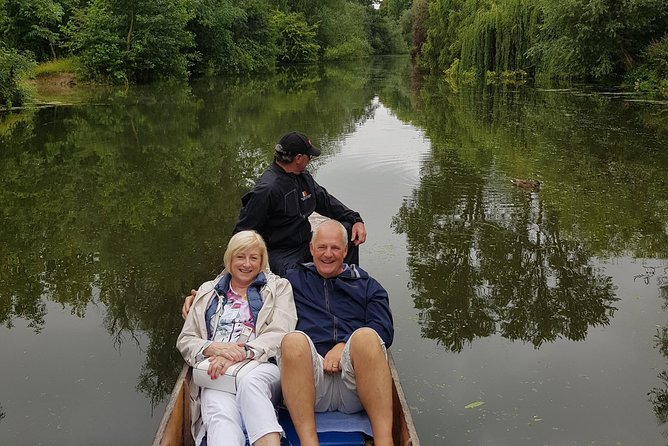 Chauffeured Punting In Oxford