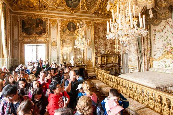 Paris Versailles Tour : Small Group Guided Tour (Skip-the-line)