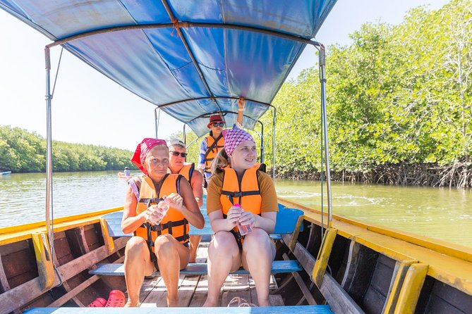 Bamboo Rafting and Eco Delight Story PRIVATE 4 persons - From Phuket