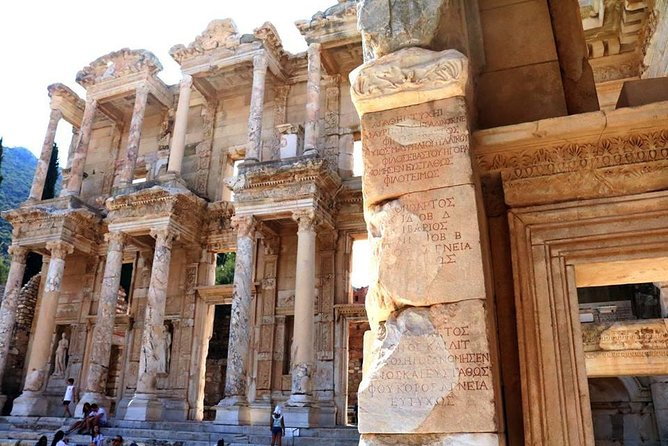 Ephesus and The House of Virgin Mary Private Tour From Kusadasi Port / Hotels