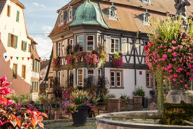 Alsace Local Villages Small Group Guided Tour from Strasbourg