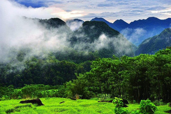 Explore Mai Chau - Pu Luong 3 Days (2 Nights at Pu Luong Eco Garden )
