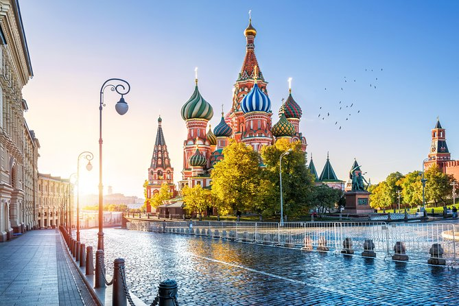 Private Shore Excursion: Moscow All Highlights Day Tour From St Petersburg Port